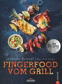 Buch Fingerfood vom Grill